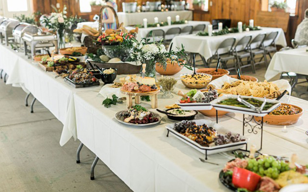 Creating A Delicious Menu For Your Summer Wedding Catering Ideas